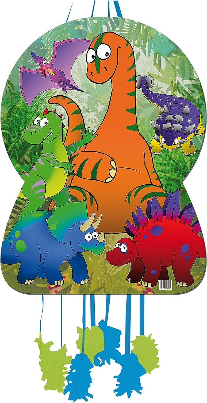 Piñata * dinosaurios * - como Tren Piñata para hasta 7 Niños ...