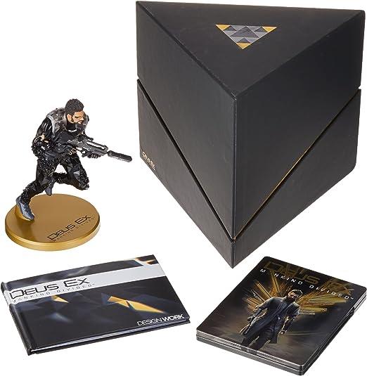 Square Enix Deus Ex: Mankind Divided, Collectors Edition, PS4 Coleccionistas PlayStation 4 Francés vídeo - Juego (Collectors Edition, PS4, PlayStation 4, Acción / RPG, M (Maduro), Soporte físico): Amazon.es: Videojuegos
