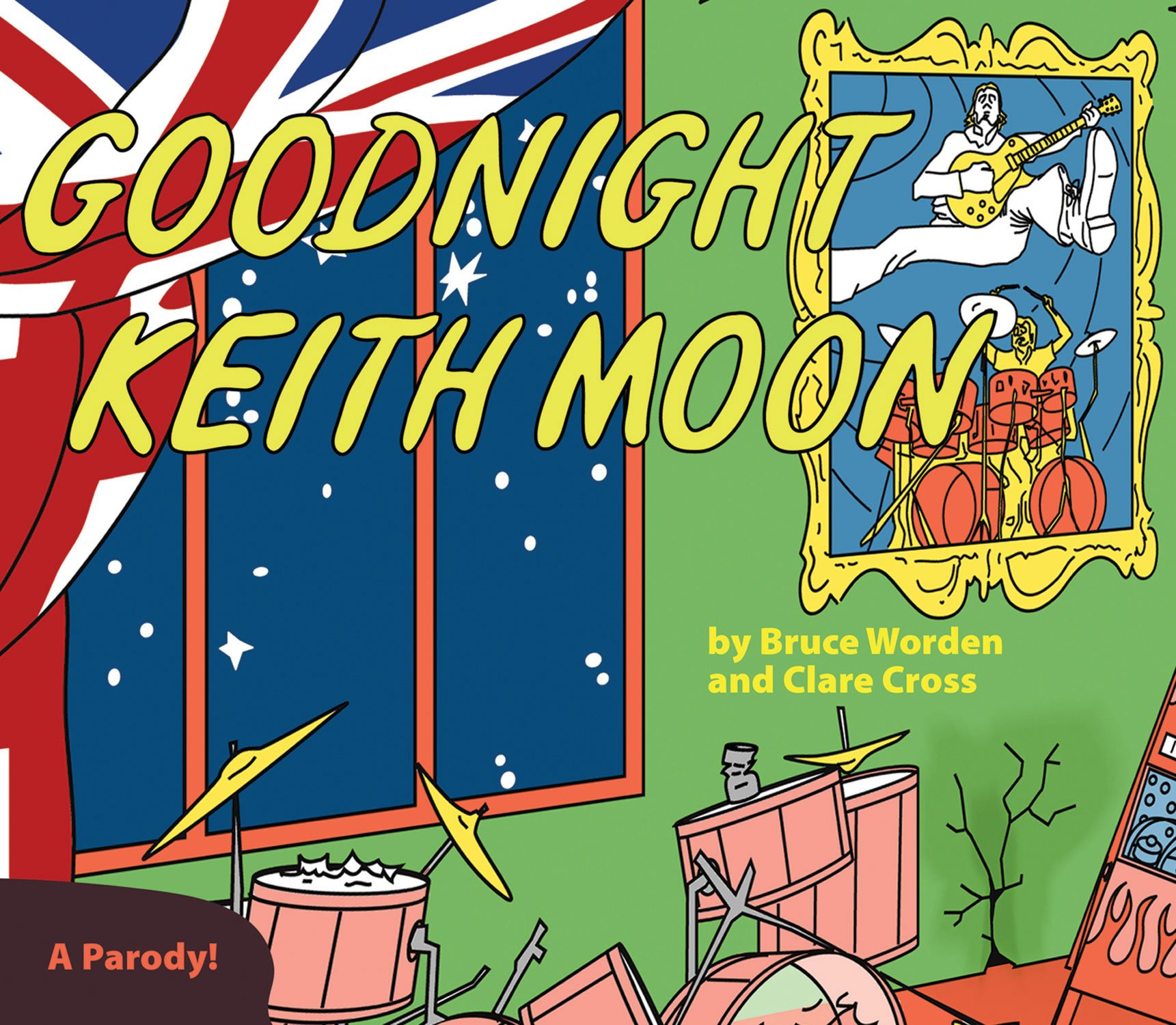 Download Goodnight Keith Moon: A Parody! PDF