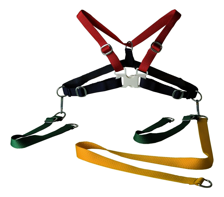 Sunnybaby Children Textile Safety Harness Multicoloured