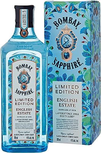 Bombay Sapphire Ginebra English Estate Limited Edition - 700 ...