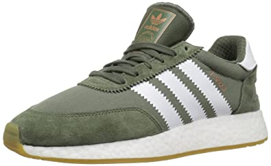 designer fashion 2b4dd 754b0 adidas Originals Mens I-5923 Running Shoe Base GreenWhiteGum 5 M
