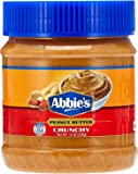 Abbie's Peanut Butter Crunchy, 340g