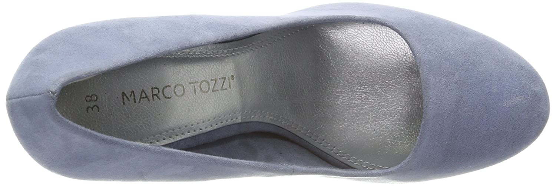 MARCO TOZZI (Azure Damen 22441 Pumps Blau (Azure TOZZI Comb) 832d36