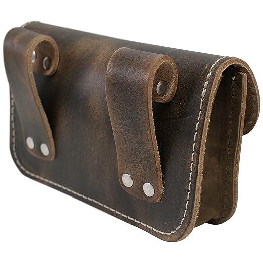 gürtel ledertasche