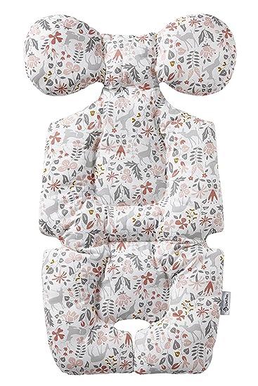 Amazon.com: Almohadilla de asiento de algodón orgánico ...