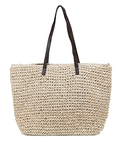 46053bf0210f ILISHOP Hot Sale Women's Classic Straw Summer Beach Sea Shoulder Bag  Handbag Tote