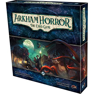 Arkham Horror - The Card Game: Toys & Games