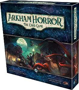 Fantasy Flight Games AHC01 Arkham Horror LCG - Base Card Game