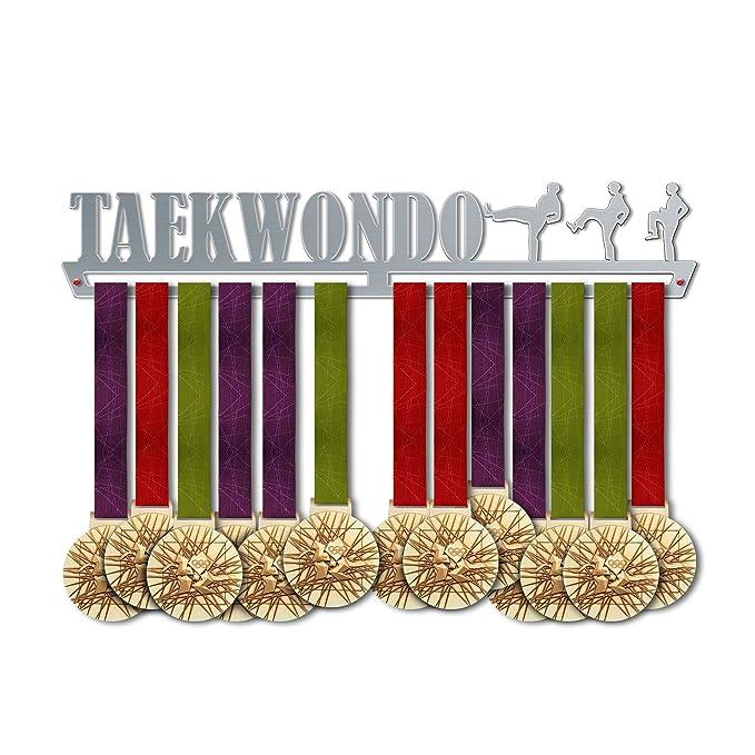 VICTORY HANGERS Soportes Para Medallas TAEKWONDO Gancho ...