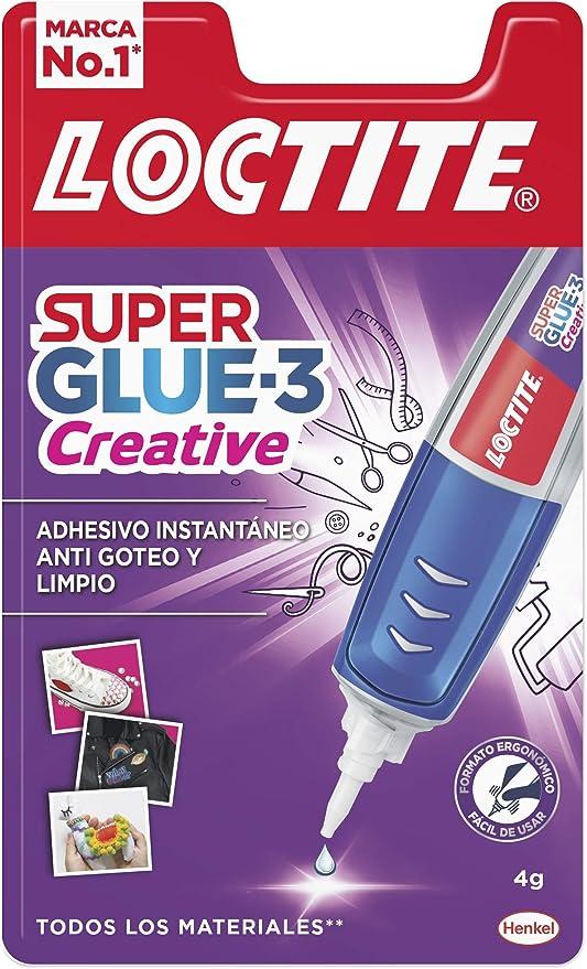 Pegamento universal Loctite Super Glue-3 Creative Pen