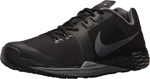 Running 832219 003 Men's Nike Train Iron DF Wolf Grey Size 7.5 Grey Black