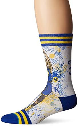 Stance Men s Tf Curry Crew Sock at Amazon Men s Clothing store  d699ce4c4632