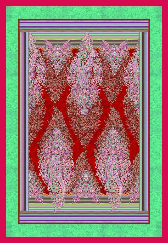 Bassetti Plaid   ELBA V1-135 x 190