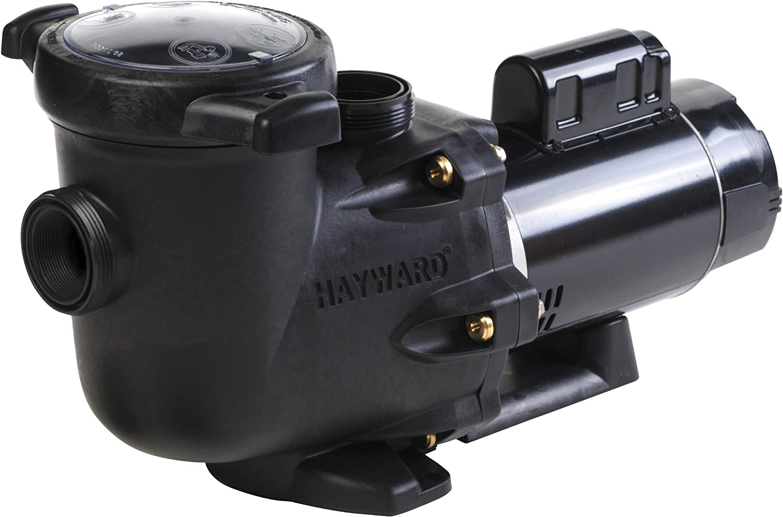 Hayward SP32102EE TriStar 1 HP Pool Pump, Dual-Speed, Energy Star Certified