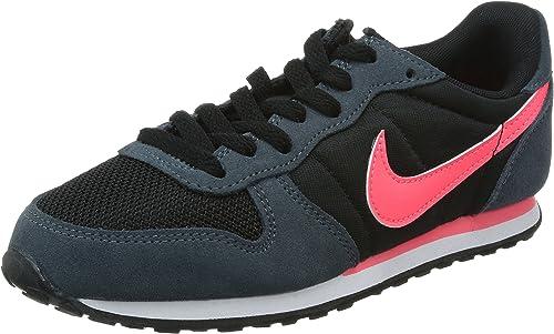 Nathaniel Ward Promover pelo  Nike Genicco - Zapatillas para Mujer, Color Negro/Rosa/Gris/Blanco, Talla  39: Amazon.es: Zapatos y complementos