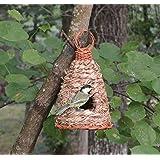 Songbird Essentials SE937 Roosting Pocket Hive Hanging Grass (Set of 1)