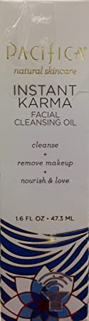 Facial Cleansing Oil Skincare Pacifica Nourishing Makeup Remover