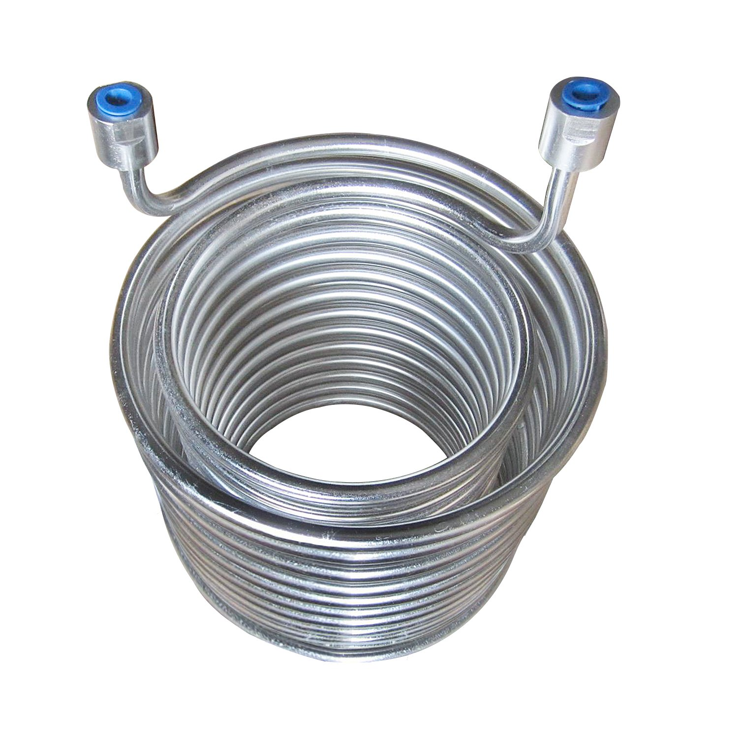 HFS (R) SS 304 Condensing Coil - 3/8'' diameter with 3/8'' NPT
