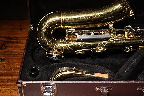Yamaha YAS-23 Standard Eb Alto Saxophone Lacquer Finish Nickel Keys