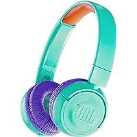 JBL 面向儿童 耳机 搭载音量控制功能/自定义贴纸JBLJR300BTTEL 无线(支持蓝牙)