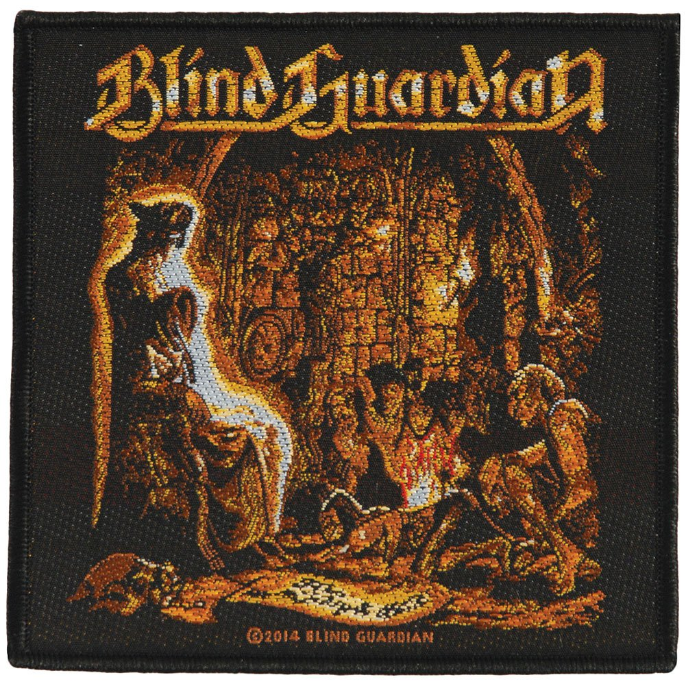 Blind Guardian Tales from the twilight world Patch Mehrfarbig