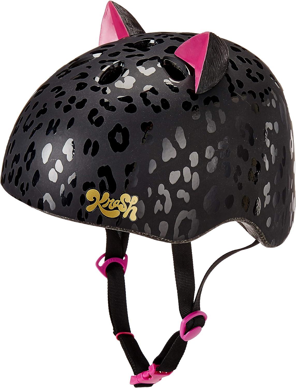 Casco de Krash, de patinete, bici o monopatín para niña con diseño ...