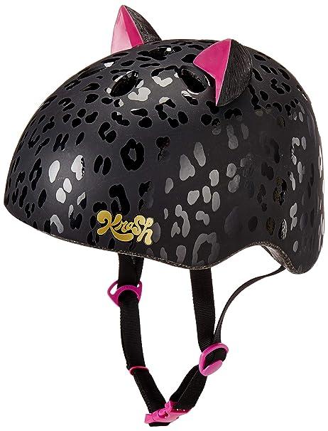 Casco de Krash, de patinete, bici o monopatín para niña con ...