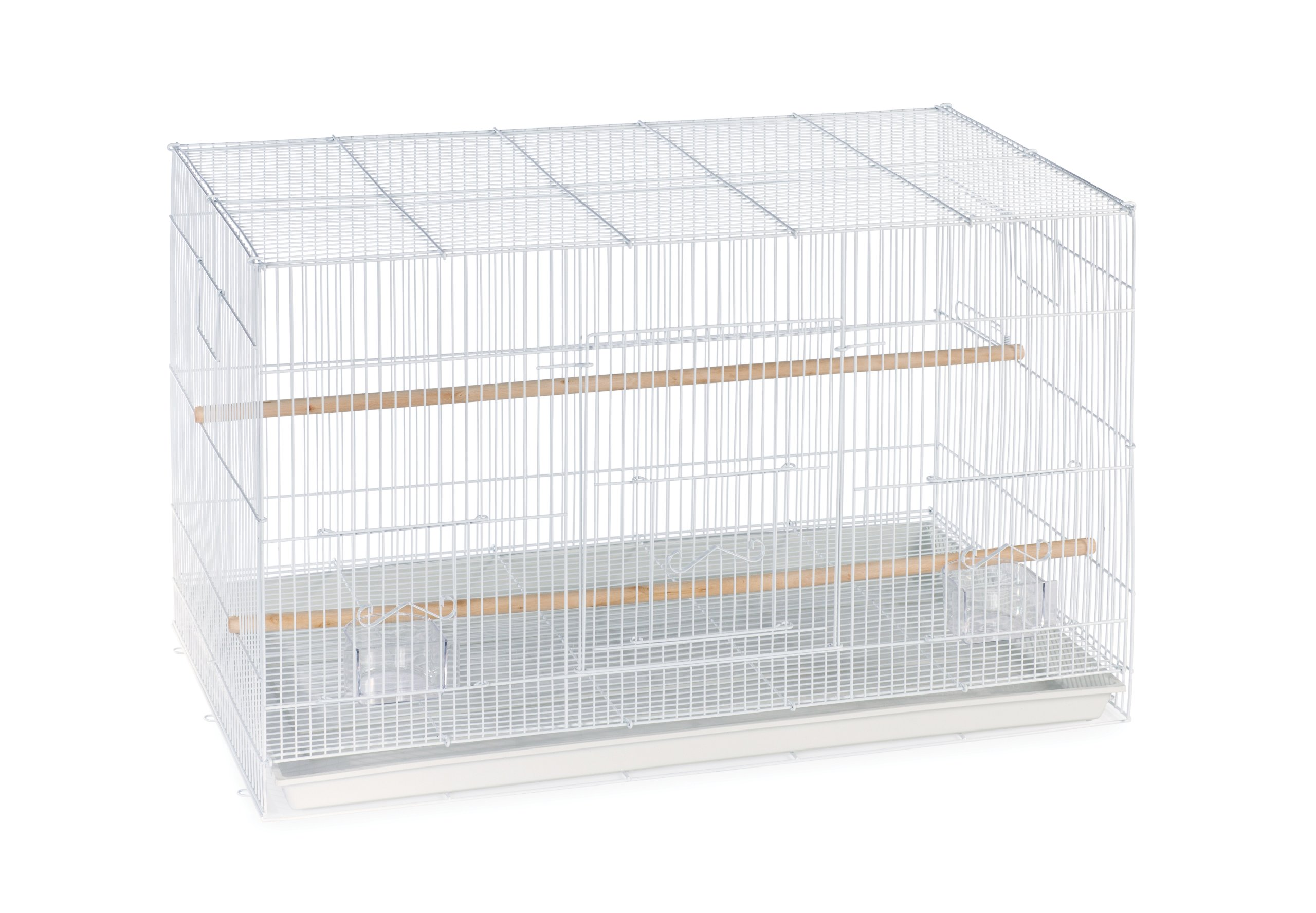 Prevue Pet Products Flight Cage, White by Prevue Hendryx
