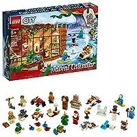 LEGO City Advent Calendar 60235 Building Kit 234-Pieces