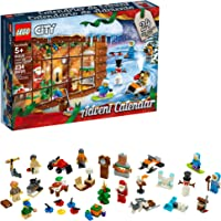 LEGO City Advent Calendar 60235 Building Kit (234-Piece)