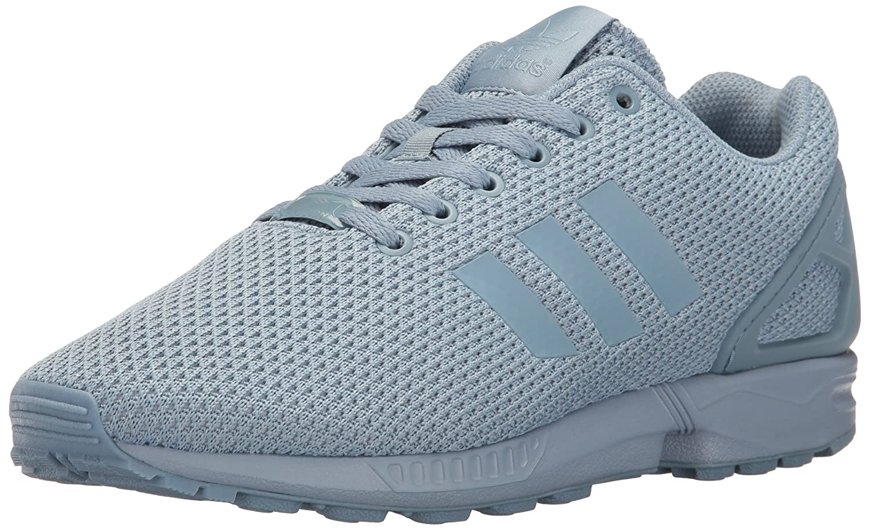 adidas Originals Men's ZX Flux Fashion Sneaker B01LYYQRGE 5.5 M US Tactile Blue Tactile Blue Tactile Blue S