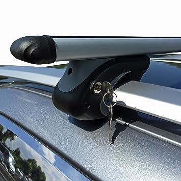 vdp Barras de Aluminio para bacas de hasta 90 kg Confirm, Referencia 005-135-R: Amazon.es: Coche y moto