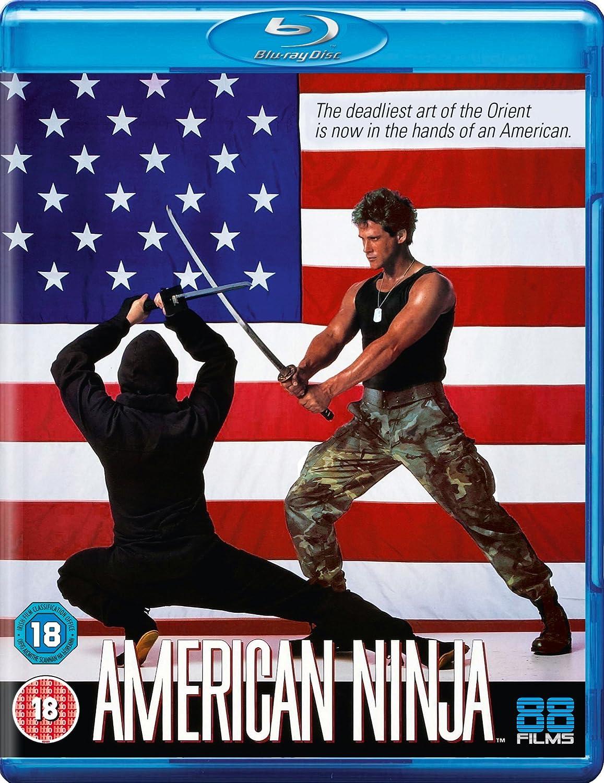 American Ninja 1 [Blu-ray] [Reino Unido]: Amazon.es: Michael ...