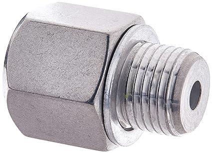 LS Engine Swap M16 1 5 Adapter to 1/8 NPT Oil Pressure Sensor 551172 LS1  LM7 LR4 LQ4 LS6 L59 LQ9 LM4 L33 LS2 LH6 L92 L76 LY2 LY5 LY6 LC9 LFA LH8 LMG