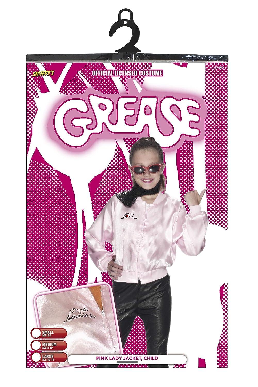 Smiffys 27490M - Chaqueta para disfraz de cantante para Niña, talla 7 - 9 años: Smiffys: Amazon.es: Juguetes y juegos