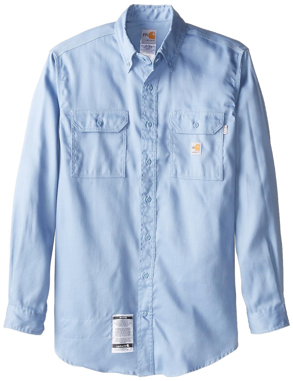Carhartt mens M Fr Work Dry Lw Twill Shirt - Tall Carhartt Sportswear - Mens FRS003-465