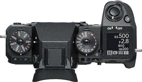 Fujifilm X-H1 - Cámara Digital sin Espejo (24.3 MP, 4K/30p) Color ...