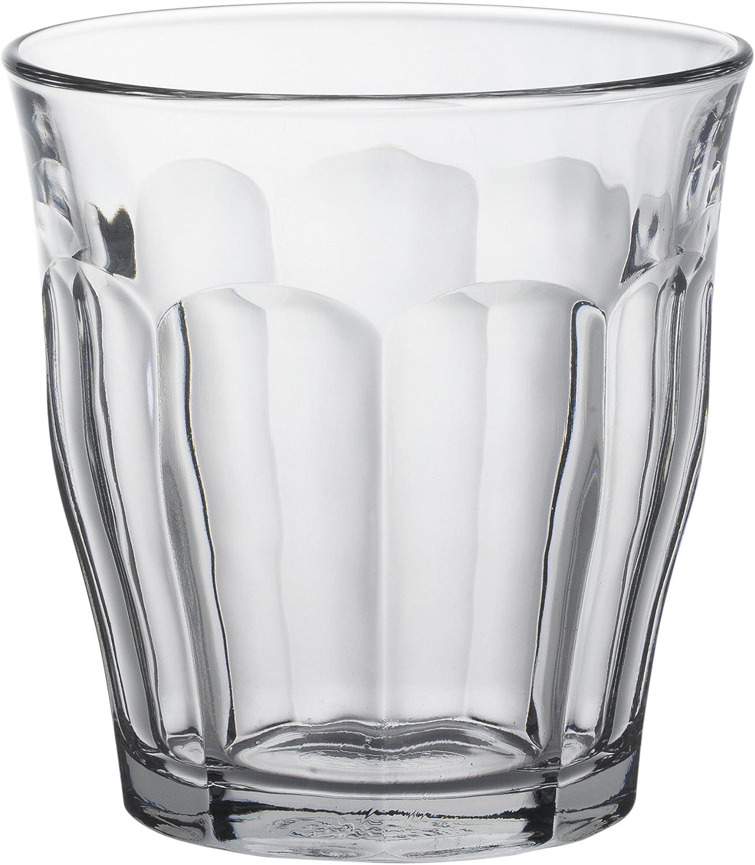 Duralex Picardie - Juego de 6 vasos de vidrio de 31cl: Amazon.es: Hogar