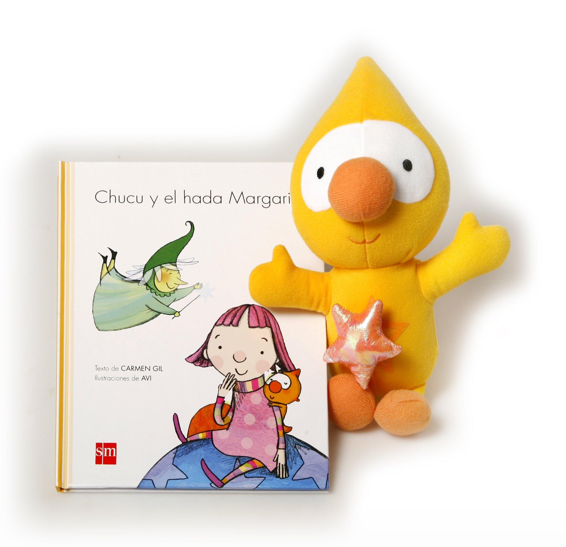 Chucu y el hada Margarita (Colegitos): Amazon.es: Carmen Gil ...