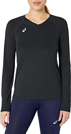 ASICS Women's Circuit 8 Warm-up Long Sleeve