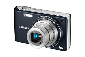 Amazon.com : Samsung EC-PL210 Digital Camera with 14 MP and 10x ...
