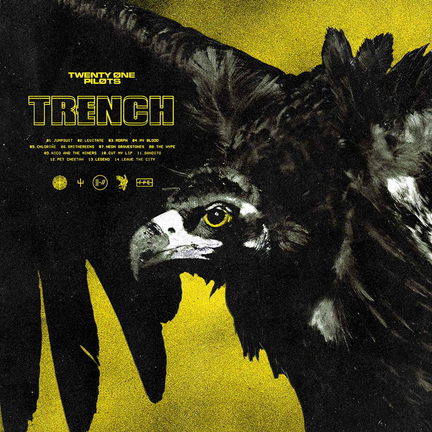 Image result for twenty one pilots trench