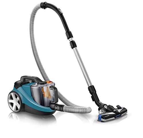 Philips FC9920/69 Ultimate Bagless Cylinder Vacuum Cleaner, Pet and Anti-Allergen