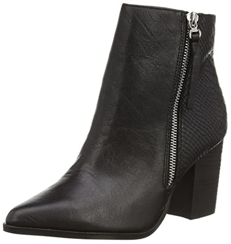 Buy Best Buffalo London Women's -768 INDIOS LEATHER Cold lined classic boots short length