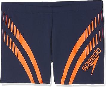 Speedo Mens' Sport Panel Aqua Shorts- pantalones cortos para hombres