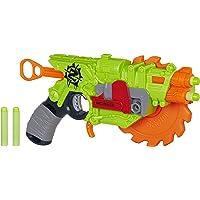 Lança Dardo Nerf Zombie Crosscut Nerf Verde/laranja