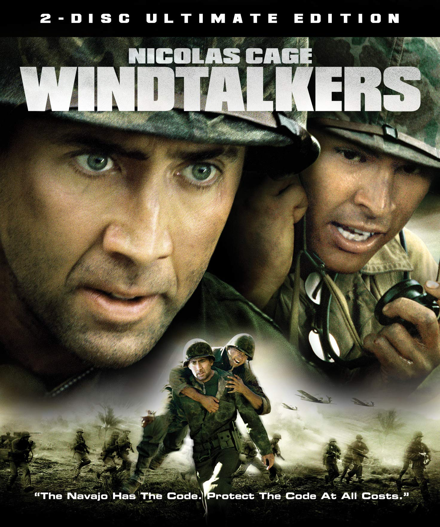 Blu-ray : Windtalkers (Ultimate Edition)