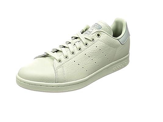 Adidas Stan Smith, Zapatillas de Deporte para Niños, Blanco Ftwbla/Azretr 000,