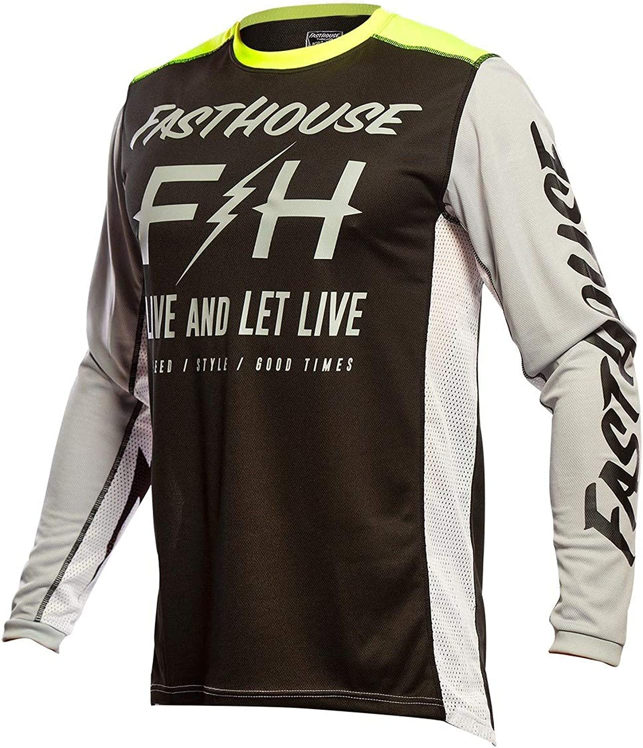 FASTHOUSE Grindhouse Clyde MX Jersey